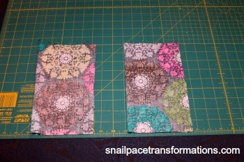 turn fabric inside out for kindle paperwhite case