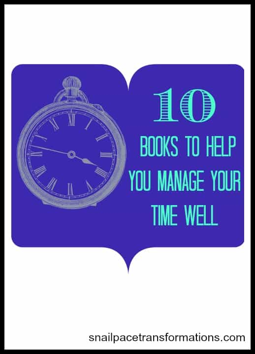 10 books to help you manage your time well