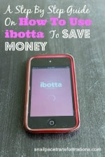 a step by step guide on how to use ibotta (smallest)