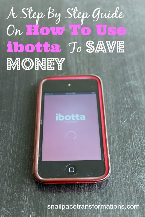 a step by step guide on how to use ibotta