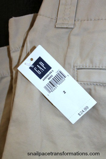 gap shorts with tags thredUP