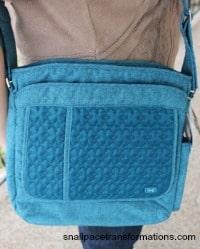 lug purse