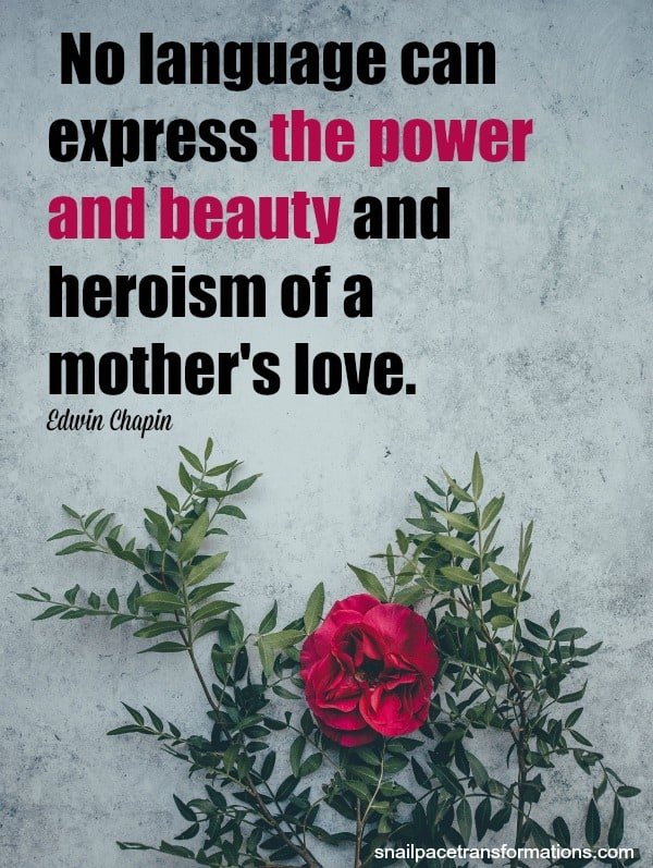 10 Quotes and 3 Bible Verses To Use In Your Mother's Day Cards