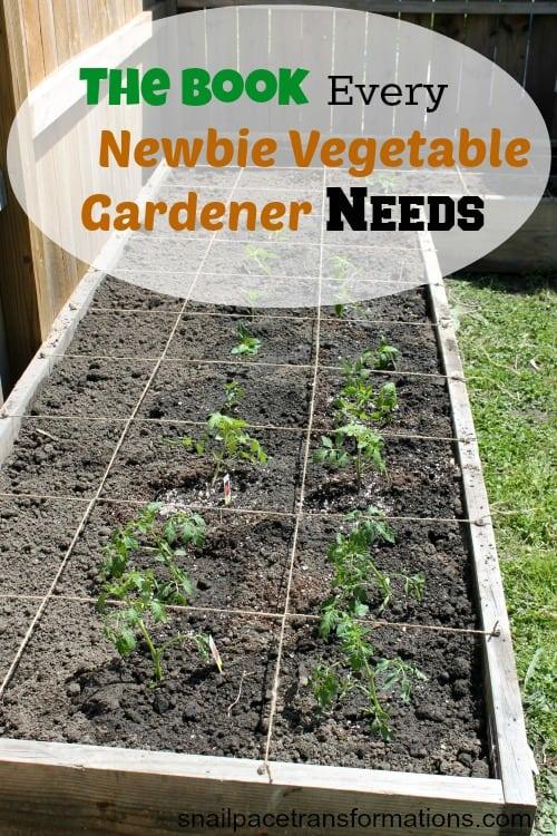 the book every newbie vegetable gardener needs