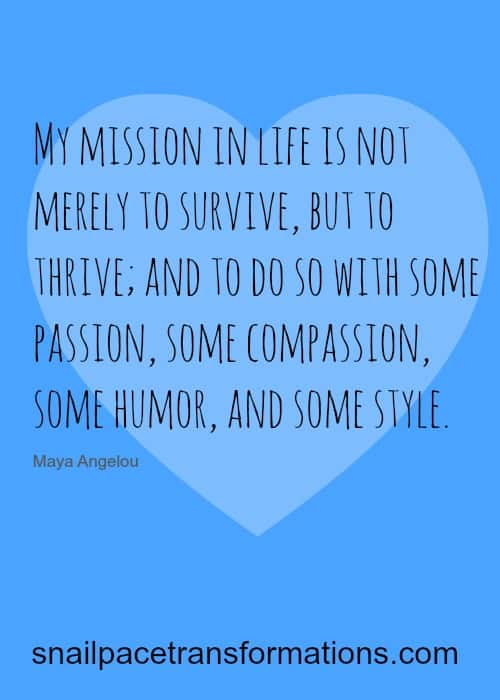 my mission passion