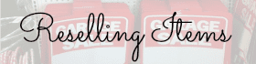 reselling tab
