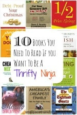 10 books you need to read if you want to be a thrifty ninja (small)