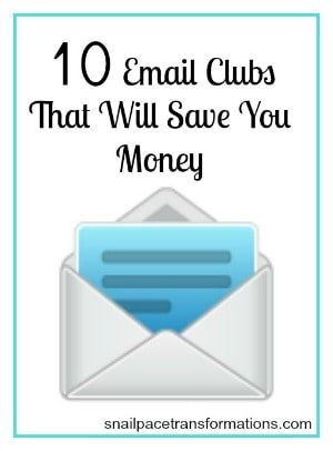 10 email clubs that will save you money (medium)
