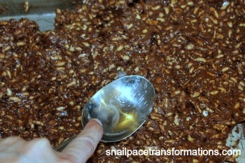 pressing no bake chocolate nut bars
