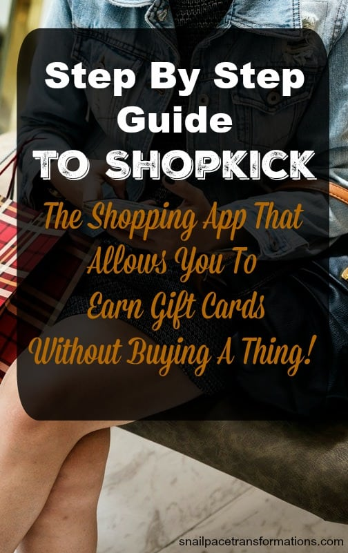 There are 9 ways to earn gift cards with Shopkick--and 6 don't require you to make a single purchase. #savemoney #makemoney
