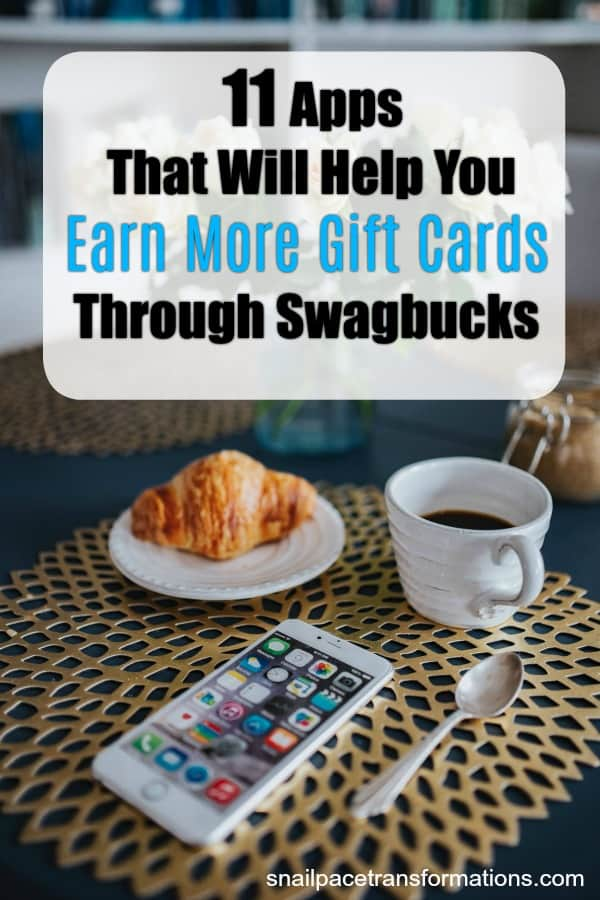 earn more money through Swagbucks with these apps. #earnmore #extracash