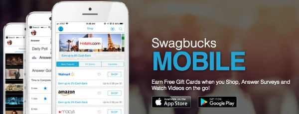 Use Swagbucks to earn Amazon gift cards fast!
