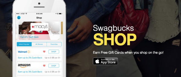 Apps That Will Help You Earn More Gift Cards Through Swagbucks
