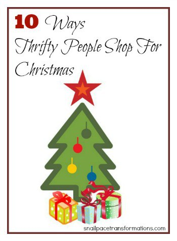 10 Ways Thrifty People Shop For Christmas (med)