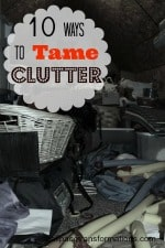 10 Ways To Tame Clutter (small)