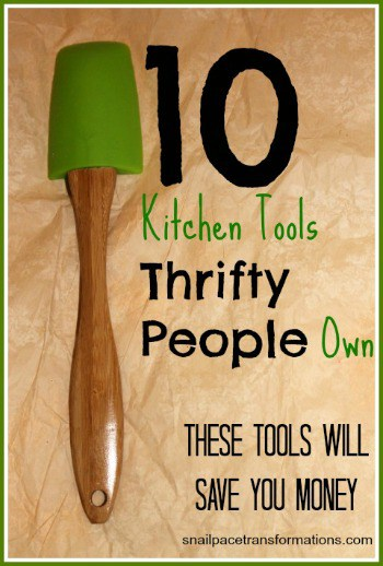 10 kitchen tools thrifty people own (med)