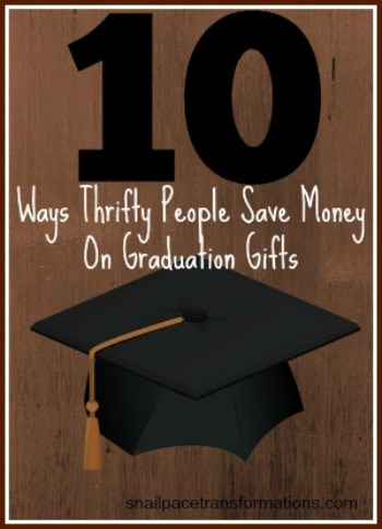 10 ways thrifty people save money on graduation gifts (med2)