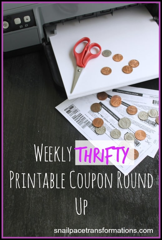A Weekly Listing Of The Best Printable Coupons Around The Web
