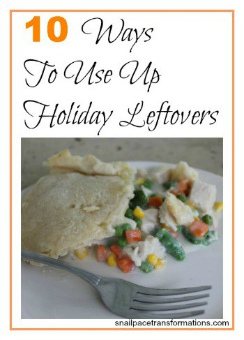 10 Ways to Use Up Holiday Leftovers (med)