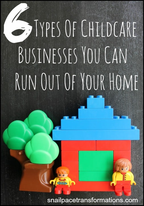 6 types of childcare businesses you can run out of your home