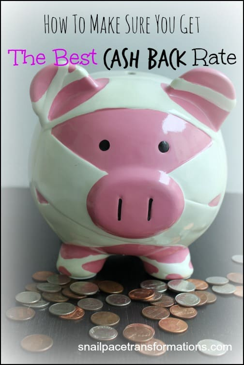 How to make sure you get the best cash back rate when shopping online