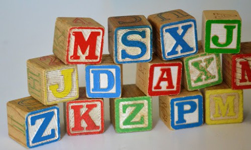 Wooden blocks are a foundational toy for children.