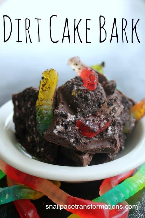 Dirt Cake Bark