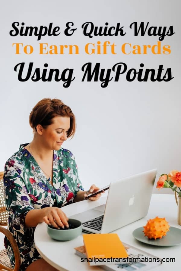 Simple & Quick Ways To Earn Gift Cards Using MyPoints