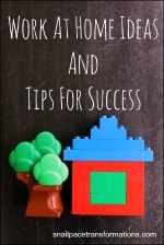 Work At Home Ideas And Tips For Success (small)