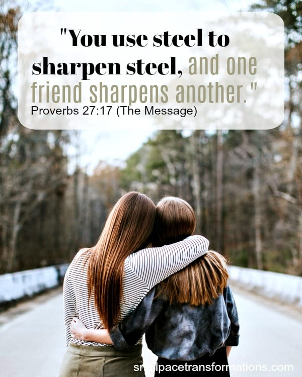 10 bible verses on what it takes to be a good friend