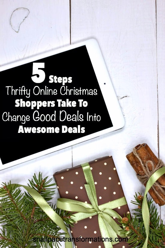 Use these money saving tips to make a great deal on a Christmas gift an awesome deal.