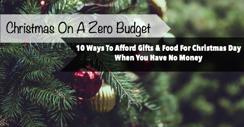 Christmas on a Zero Budget