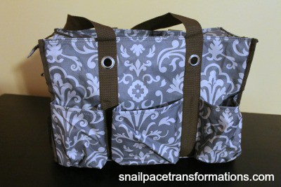 zip-top organizing utility totethirty one