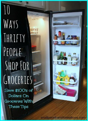 10 ways thrifty people shop for groceries (med)