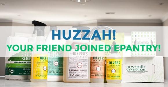 Huzzah friend referral image