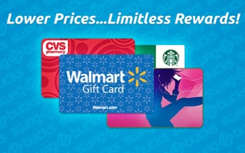 Swagbucks 2200 $25 gift card
