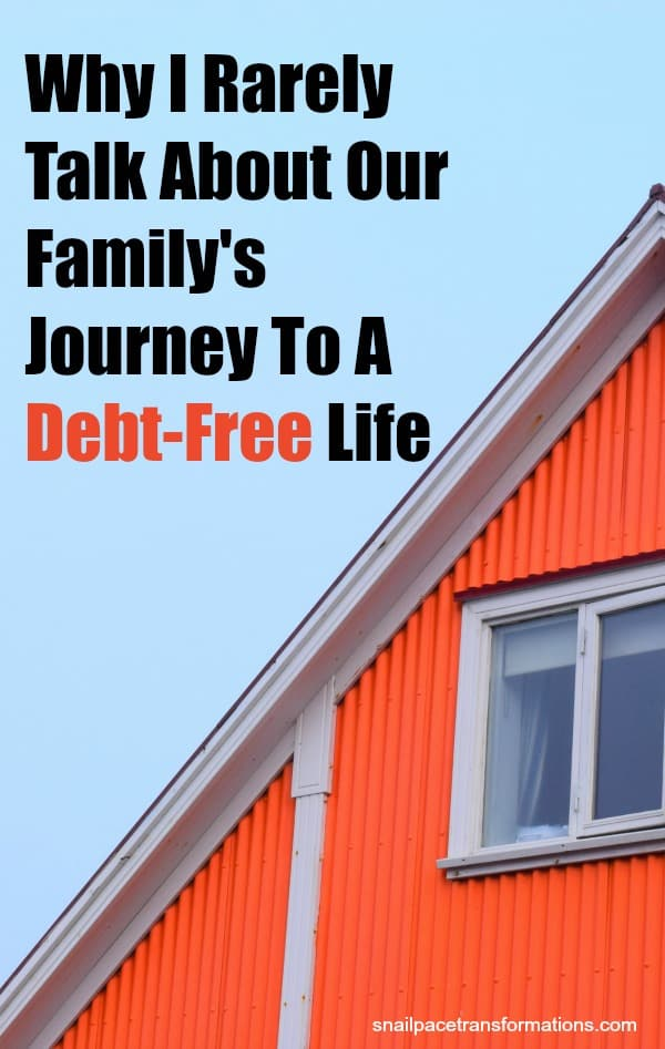 When your journey to a debt-free life doesn't go as planned. #debtfree #debtfreeliving