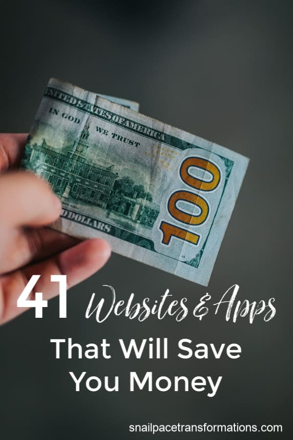 41 Websites & Apps That Will Save You Money
