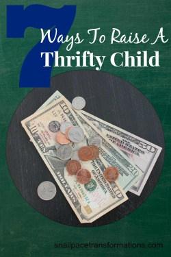 7 ways to raise a thrifty child (button)