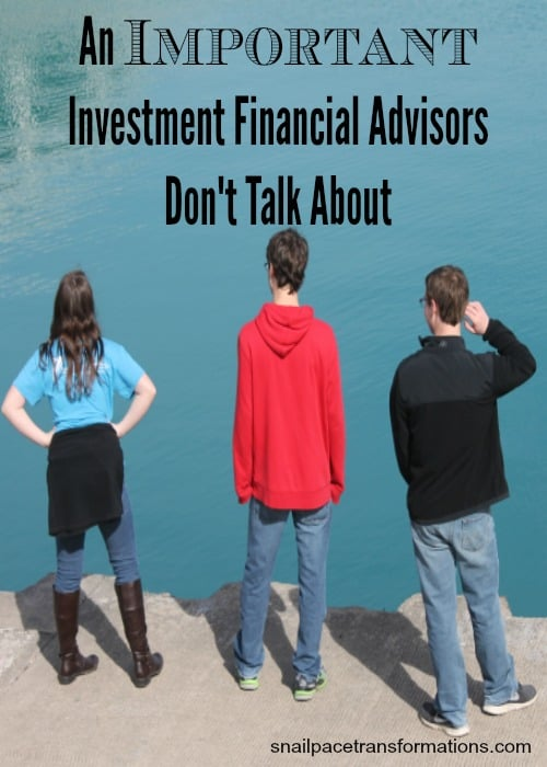 an important investment financial advisors don't talk about