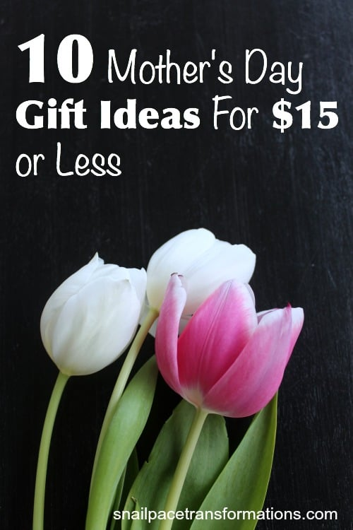 10 Mother's Day Gift Ideas For $15 Or Less
