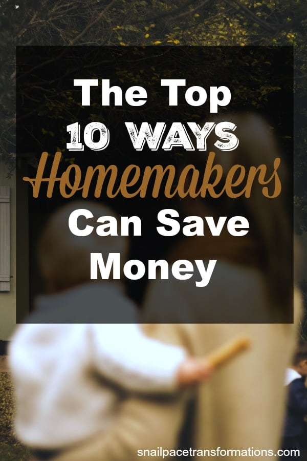 The top 10 ways homemakers can save money saving money for What is the best way to save for a house