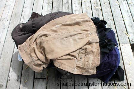coat pile