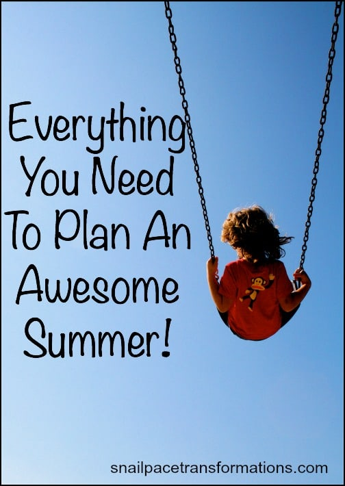 everything you need to plan an awesome summer