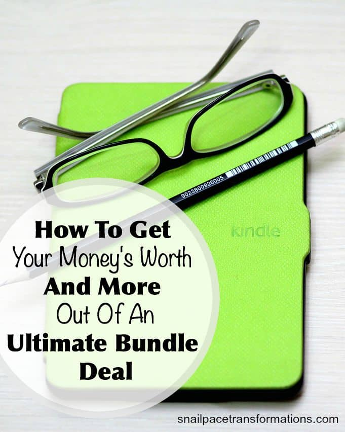 How to squeeze every last cent out of an Ultimate Bundle Deal