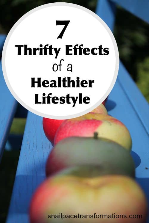 Why living healthy can have a postive effect on your wallet