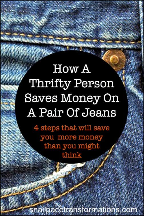 How to save money on your favorite brand of jeans those ones that never go on clearance