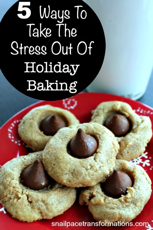 5 ways to take the stress out of holiday baking