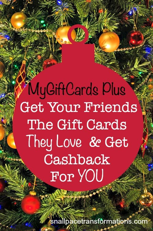 My GiftCards Plus is a new way to earn SB points through Swagbucks on all your gift card purchases.