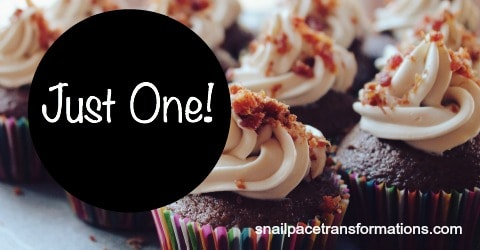 Just one treat--goal 2016